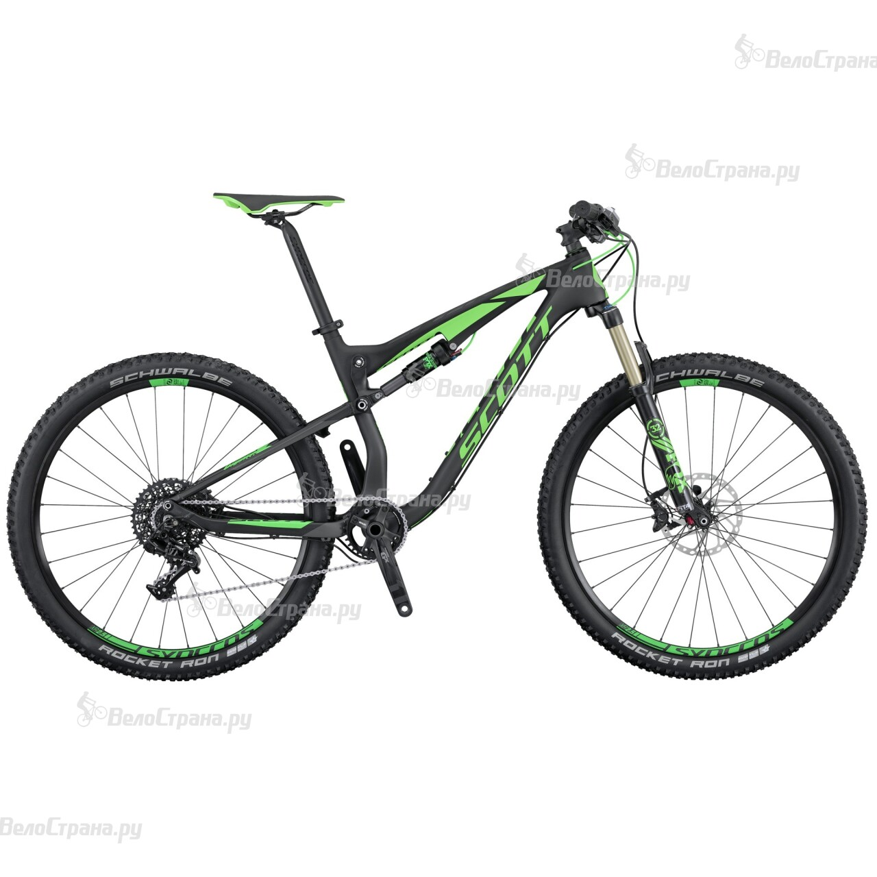 Велосипед Scott Spark 720 (2016) велосипед scott spark 720 2015