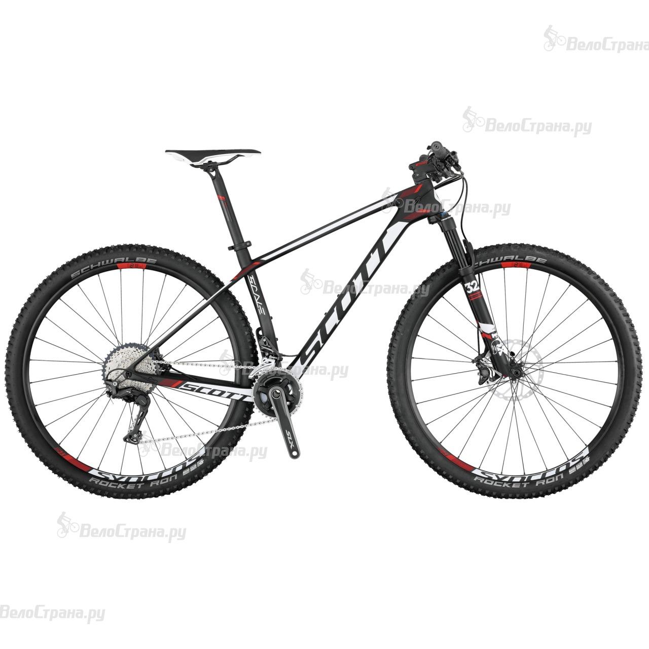 Велосипед Scott Scale 920 (2017)