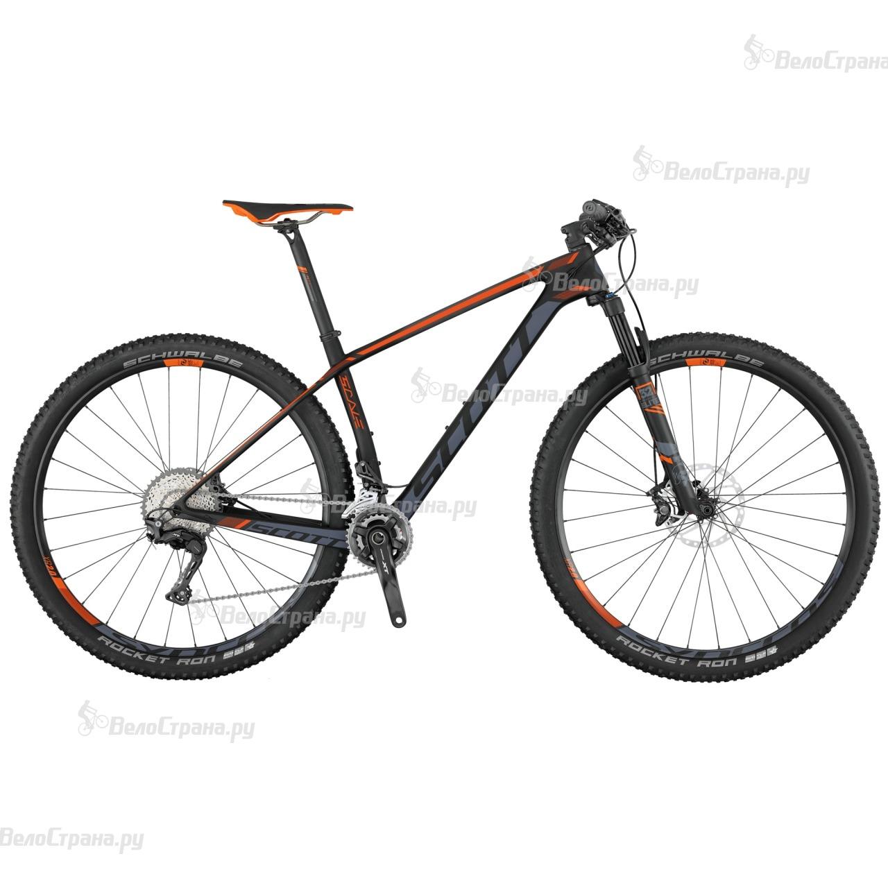Велосипед Scott Scale 910 (2017)