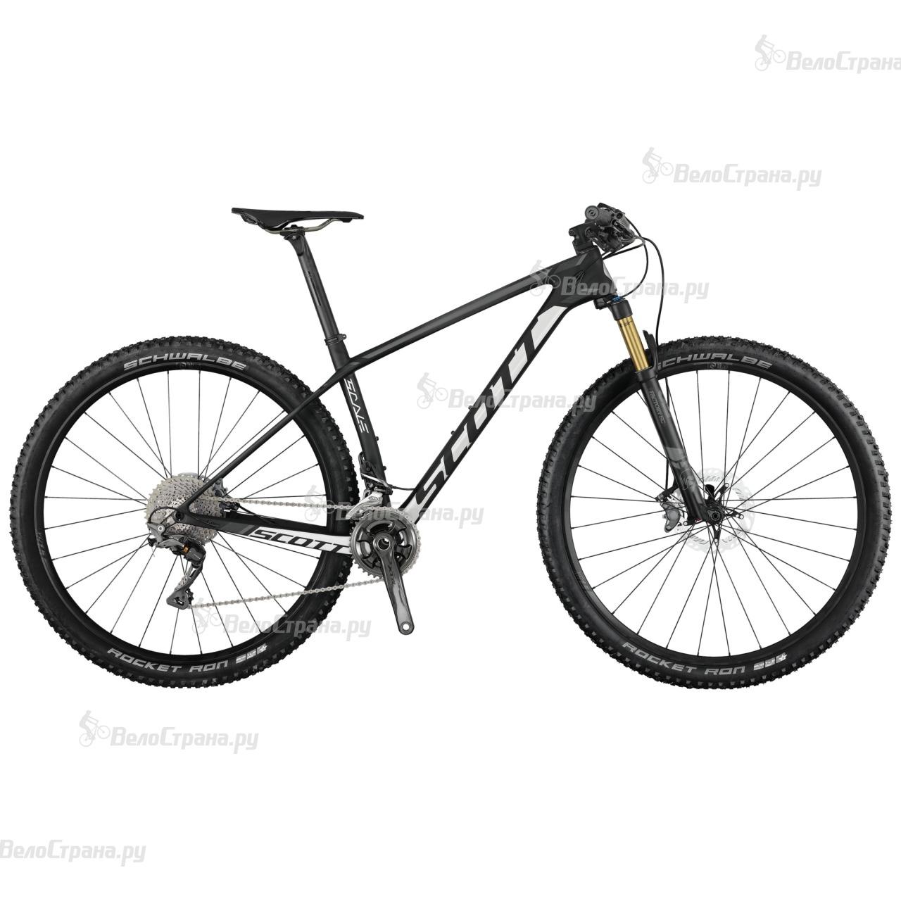 Велосипед Scott Scale 700 (2017) scott scale 700 rc 2016