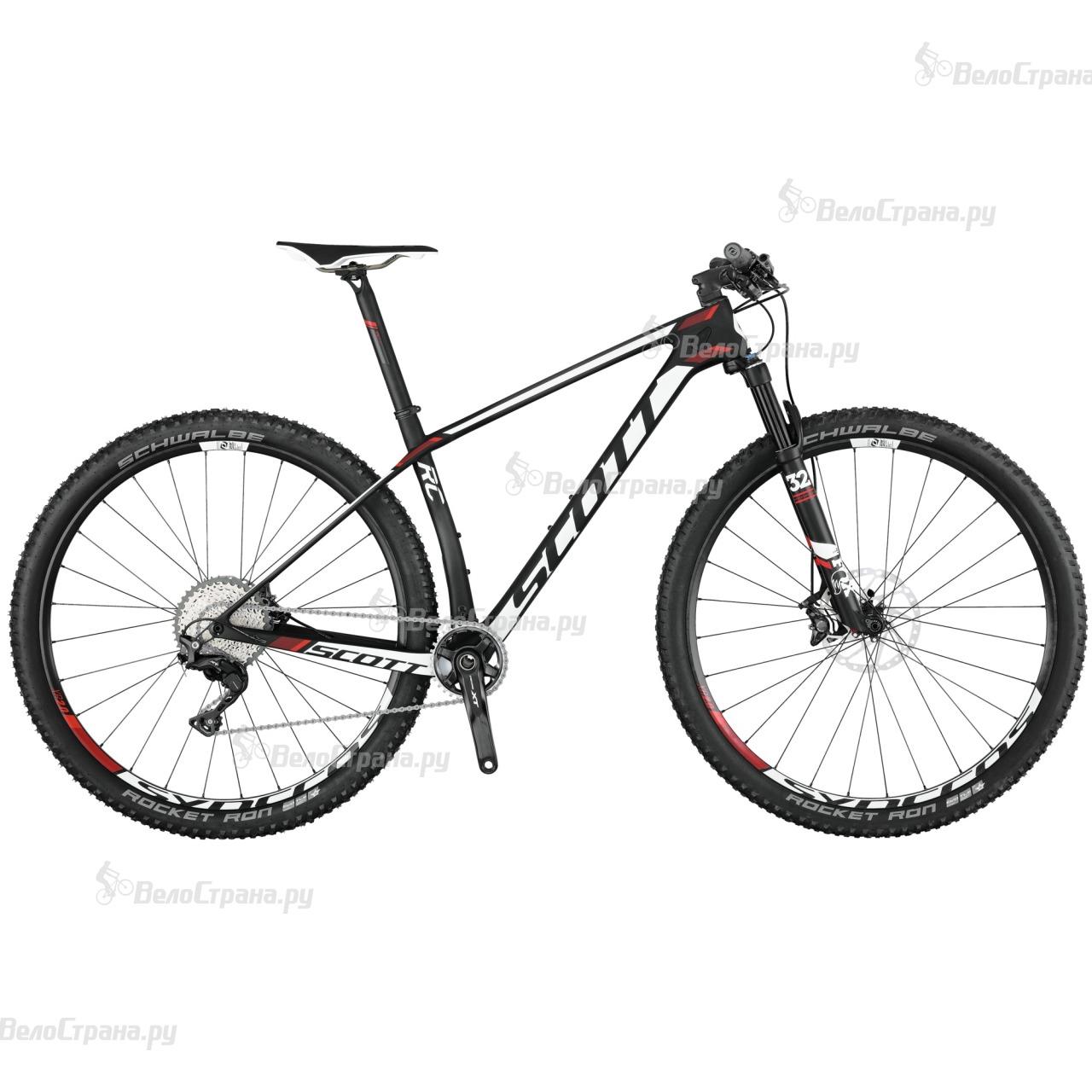 Велосипед Scott Scale RC 700 Pro (2017)