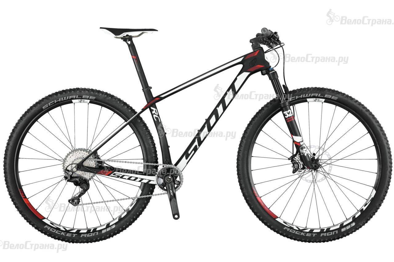Велосипед Scott Scale RC 900 Pro (2017) велосипед scott scale 900 rc 2016