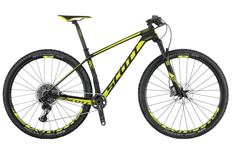 Купить Горный велосипед Scott Scale RC 700 World Cup (2017)