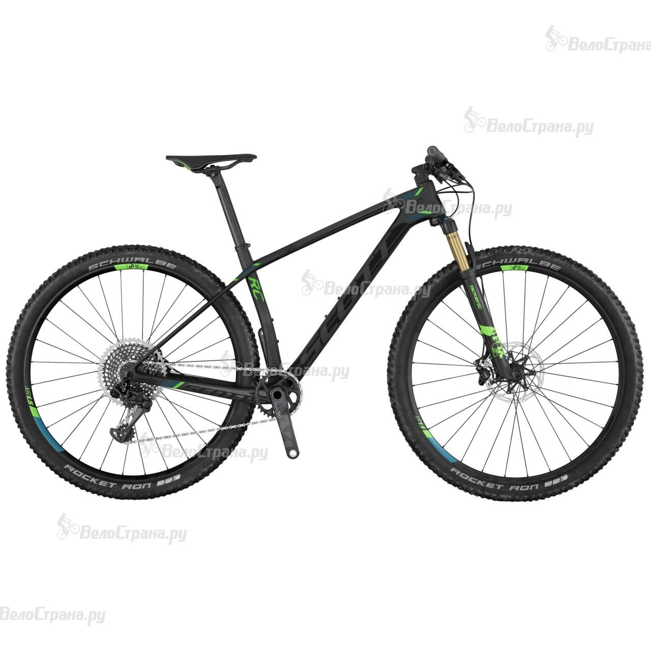 Велосипед Scott Scale RC 700 Ultimate (2017)