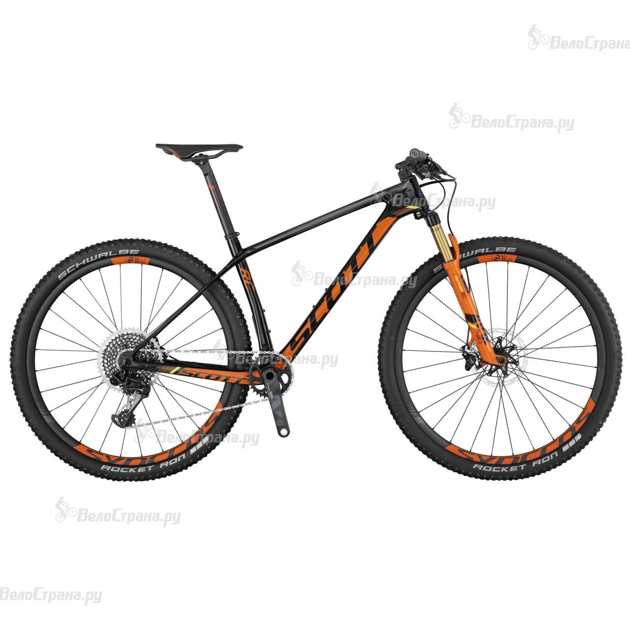 купить Велосипед Scott Scale RC 900 SL (2017) по цене 584935 рублей