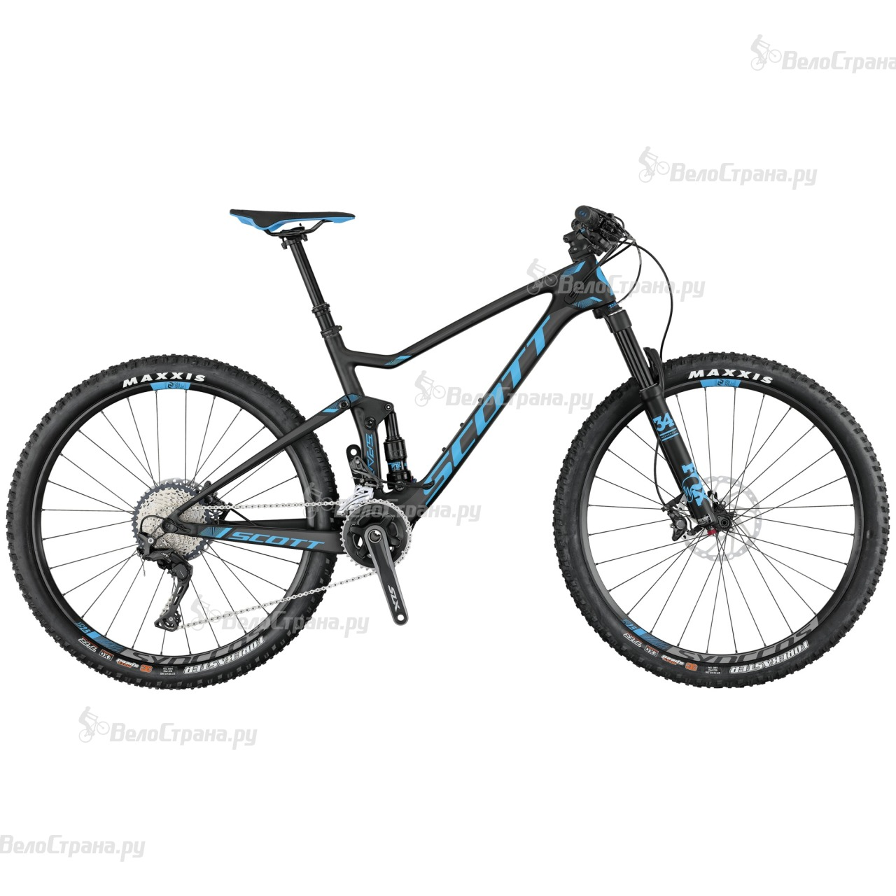 Велосипед Scott Contessa Spark 710 (2017)