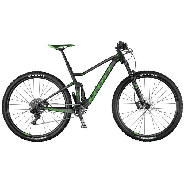 Купить Велосипед двухподвес Scott Spark 945 (2017)
