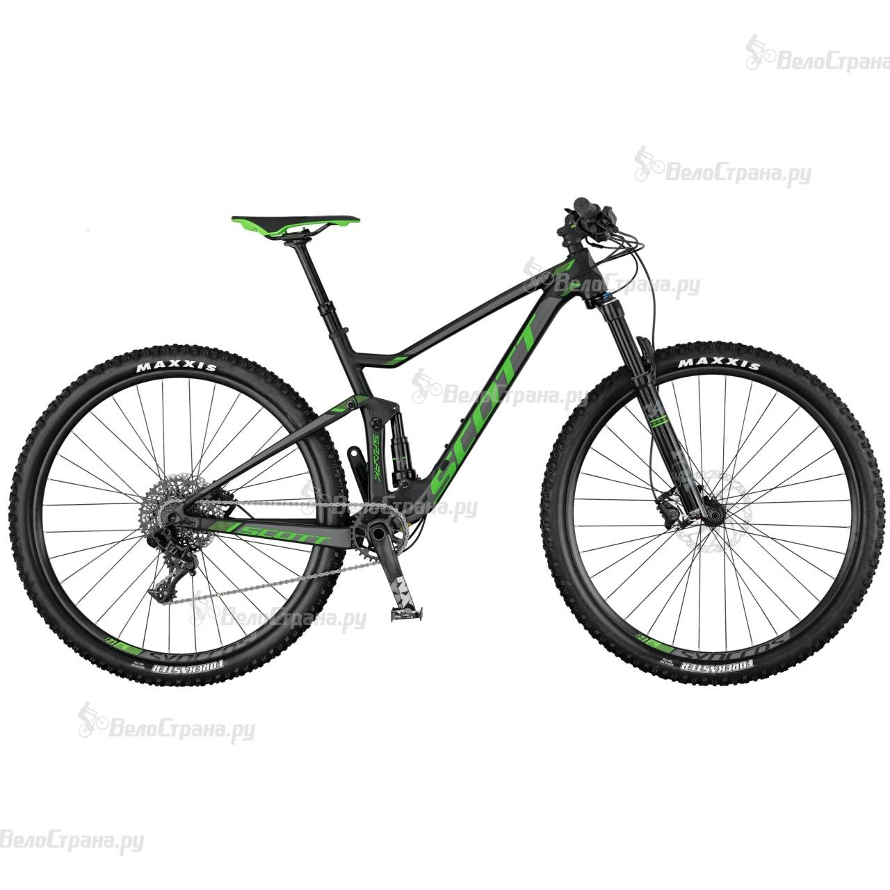 Велосипед Scott Spark 945 (2017)