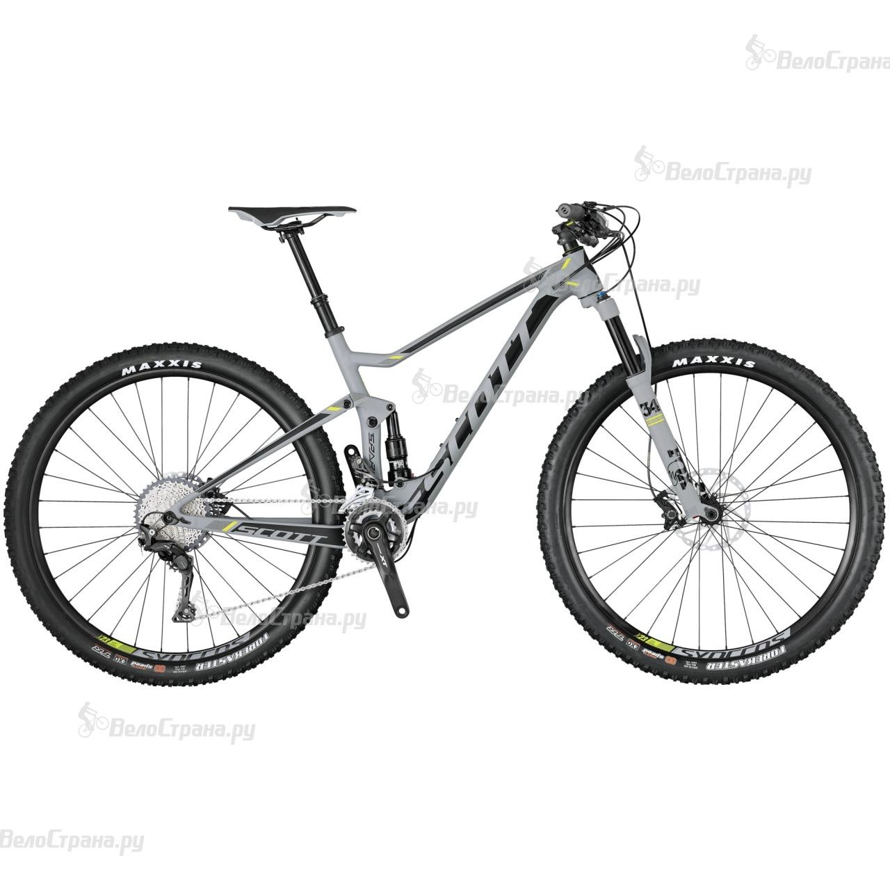 Велосипед Scott Spark 740 (2017) scott spark 740 2017