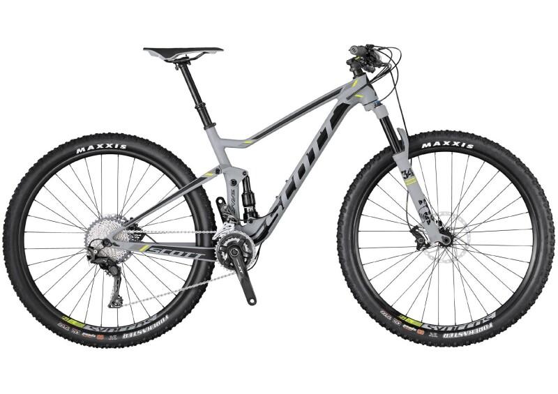 Купить Велосипед двухподвес Scott Spark 940 (2017)