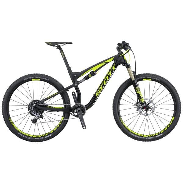Купить Велосипед двухподвес Scott Spark 700 RC (2016)