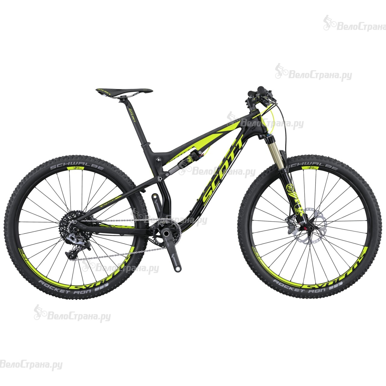 Велосипед Scott Spark 700 RC (2016)  велосипед scott contessa spark 700 rc 2016