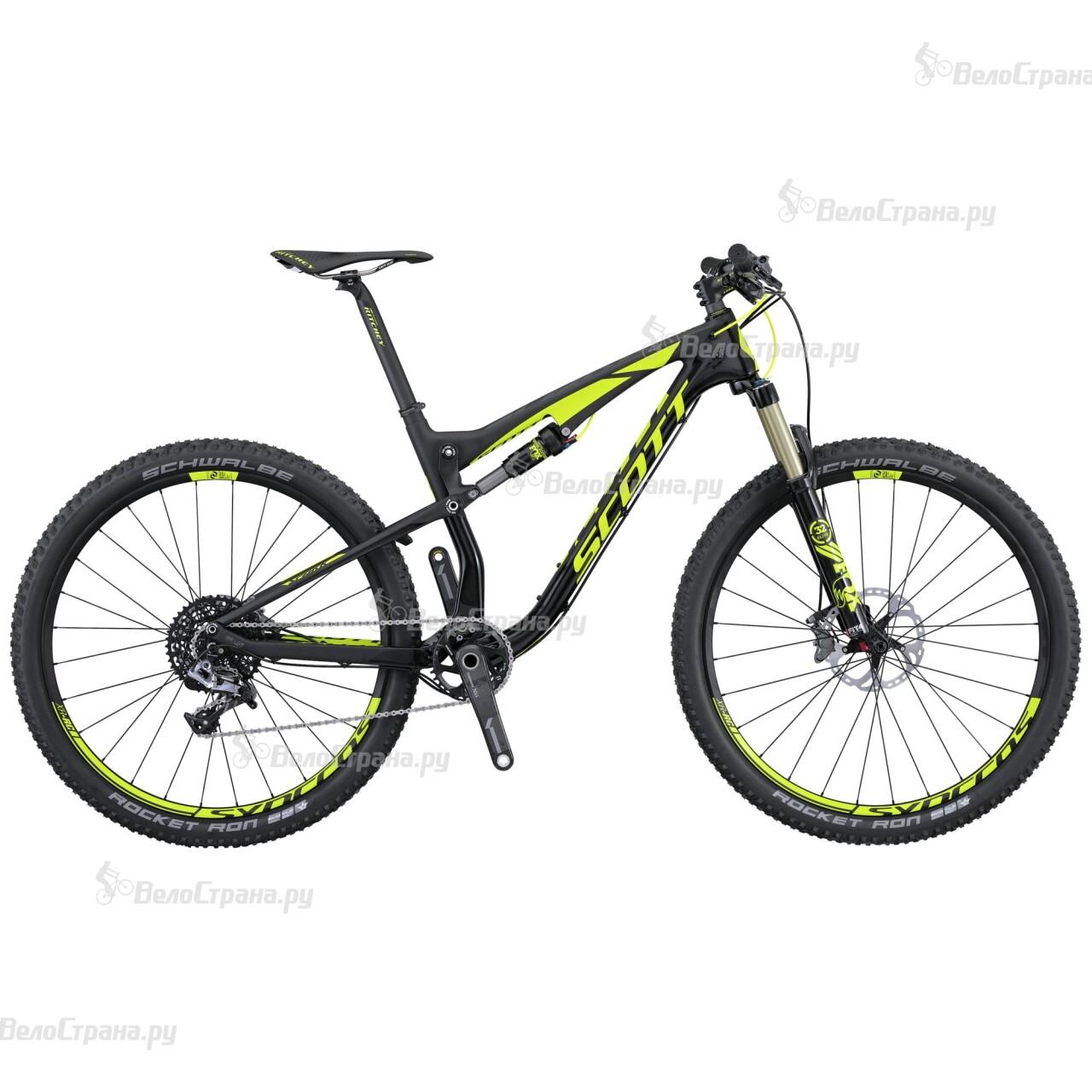 Велосипед Scott Spark 700 RC (2016) велосипед scott contessa spark 700 rc 2016