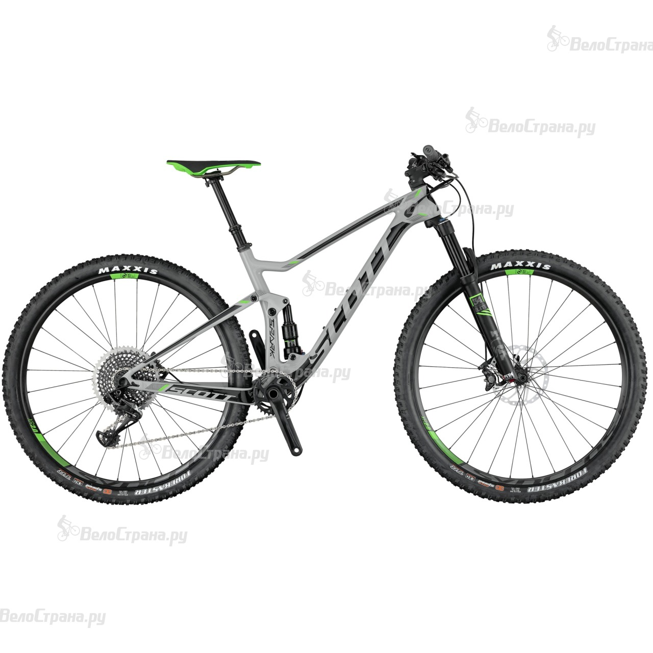Велосипед Scott Spark 700 (2017) велосипед scott spark 700 premium 2015