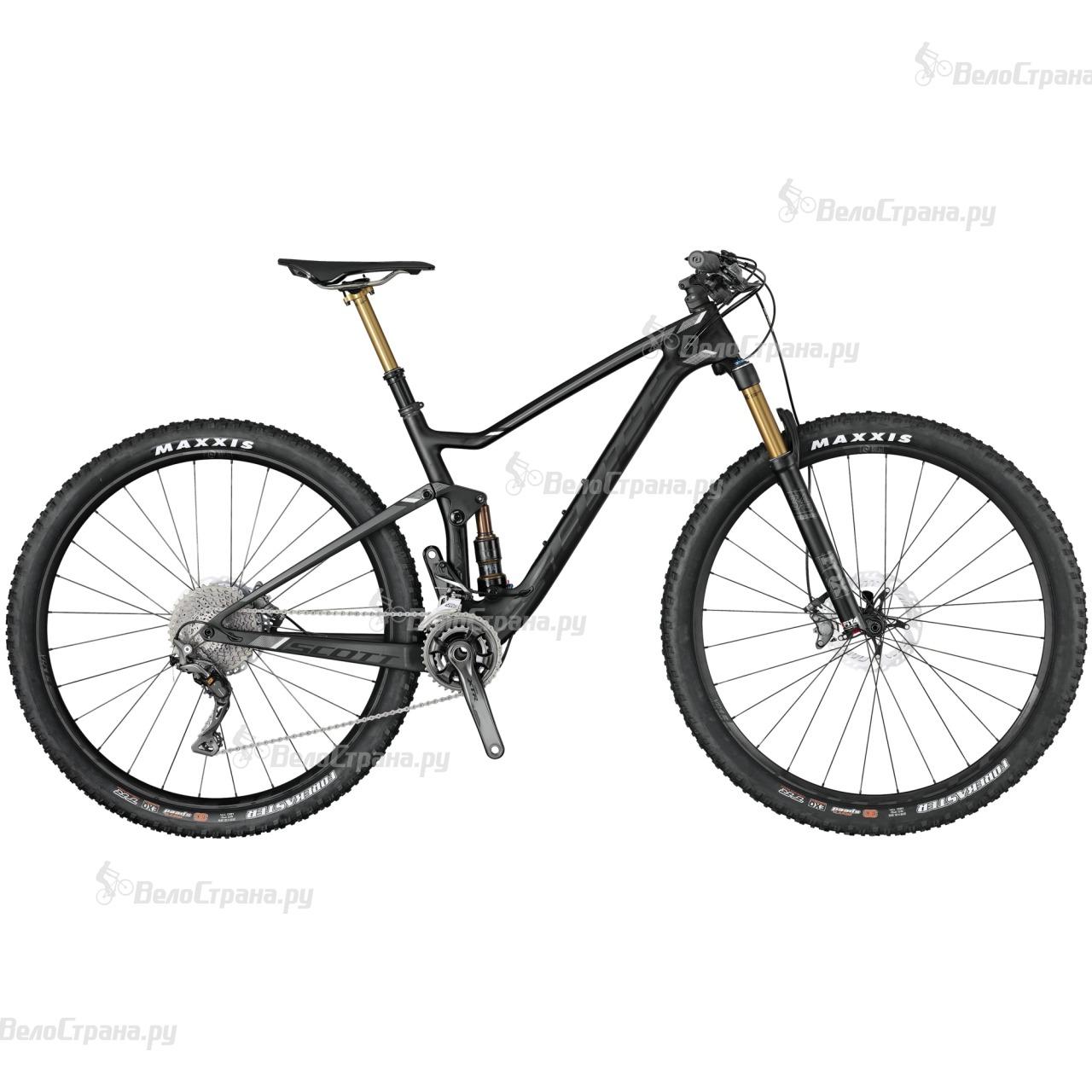 Велосипед Scott Spark 900 Premium (2017) scott spark 750 2017