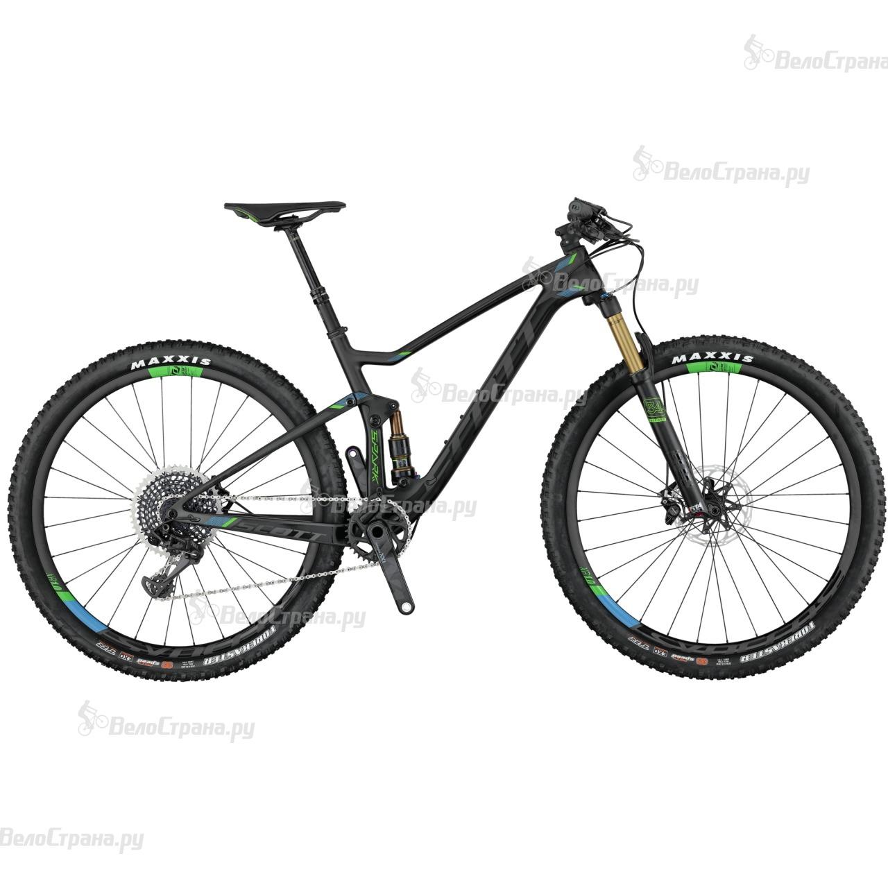 Велосипед Scott Spark 700 Ultimate (2017) велосипед scott spark 700 premium 2015