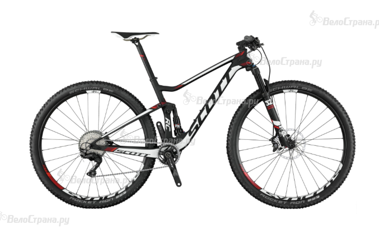 Велосипед Scott Spark RC 700 Pro (2017)