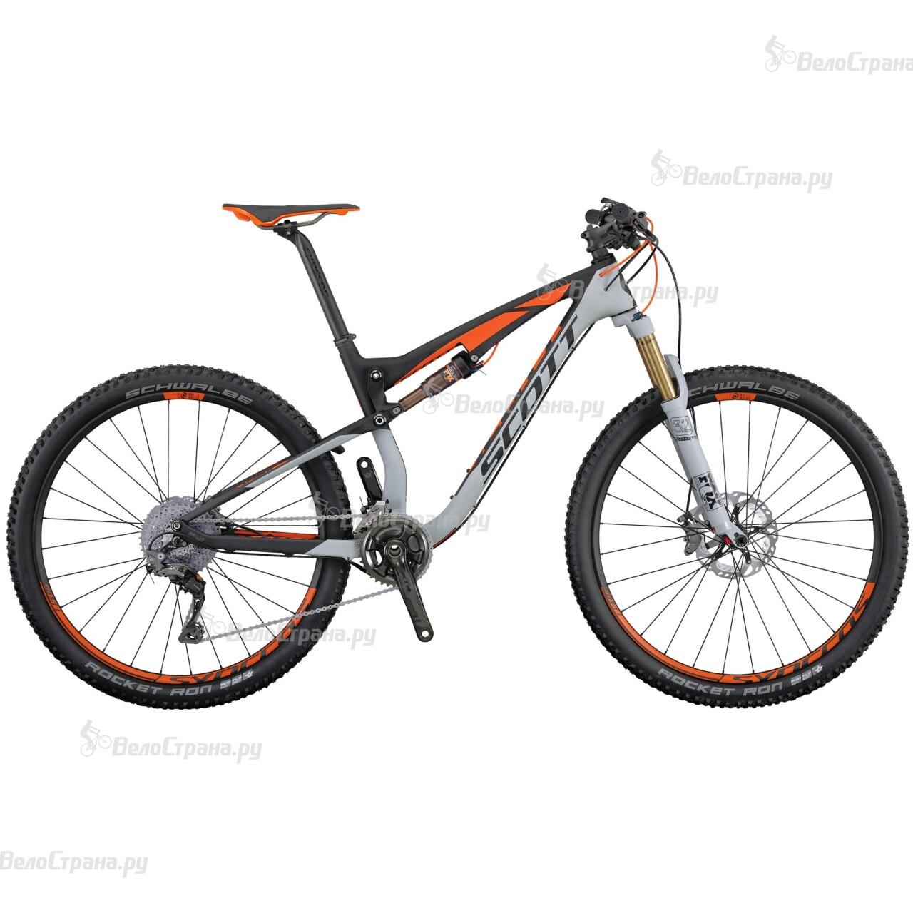 Велосипед Scott Spark 700 Premium (2016) велосипед scott aspect 700 27 5 2016