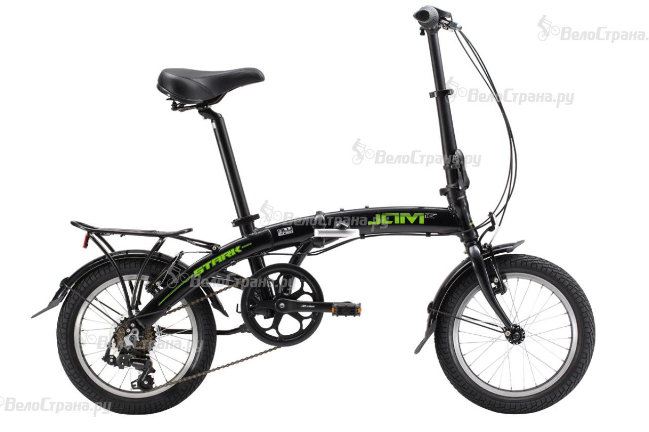 где купить  Велосипед Stark Jam 16.1 V (2017)  дешево