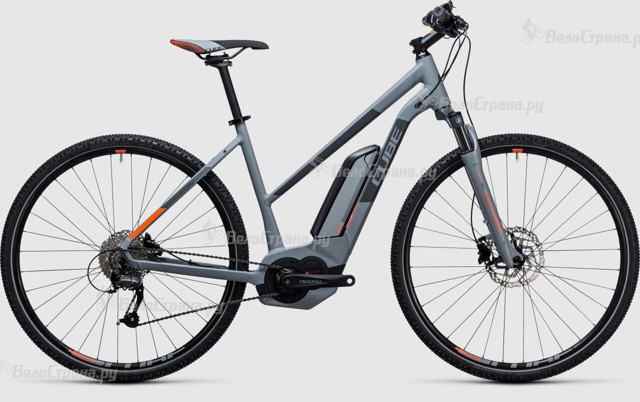 Велосипед Cube Cross Hybrid ONE 500 Lady (2017) кресло cross 79х56х60
