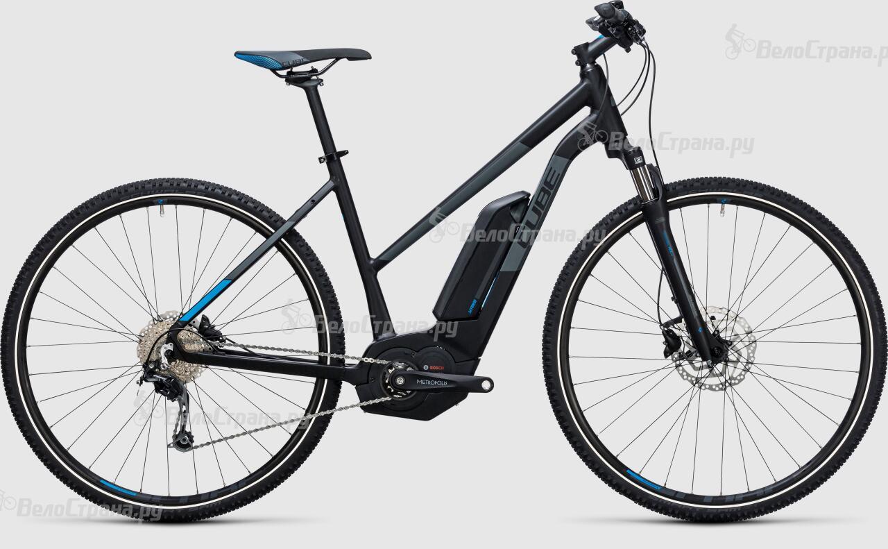 Велосипед Cube Cross Hybrid Pro 500 Lady (2017) кресло cross 79х56х60