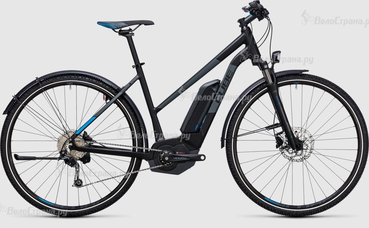 Велосипед Cube Cross Hybrid Pro Allroad 500 Lady (2017) велосипед cube cross hybrid pro allroad 500 2018