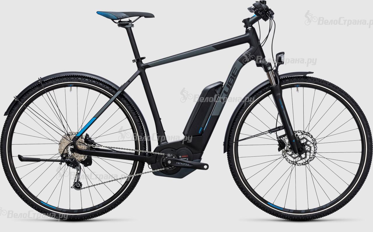 Велосипед Cube Cross Hybrid Pro Allroad 500 (2017)