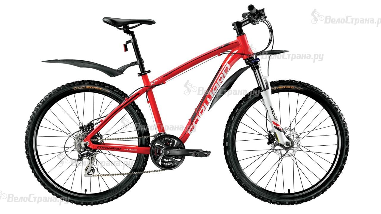 Велосипед Forward Agris 3.0 disc (2016) велосипед forward agris 3 0 disc 2016
