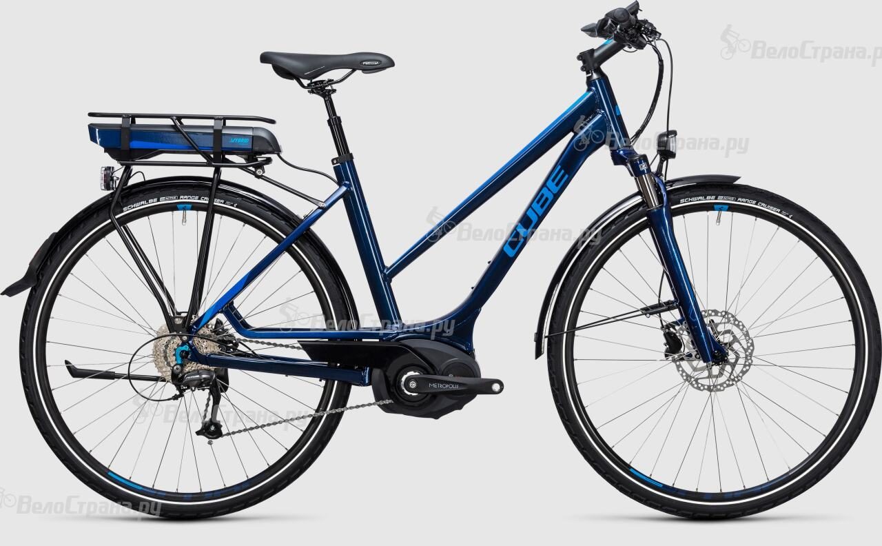 Велосипед Cube Touring Hybrid Pro 500 Lady (2017)