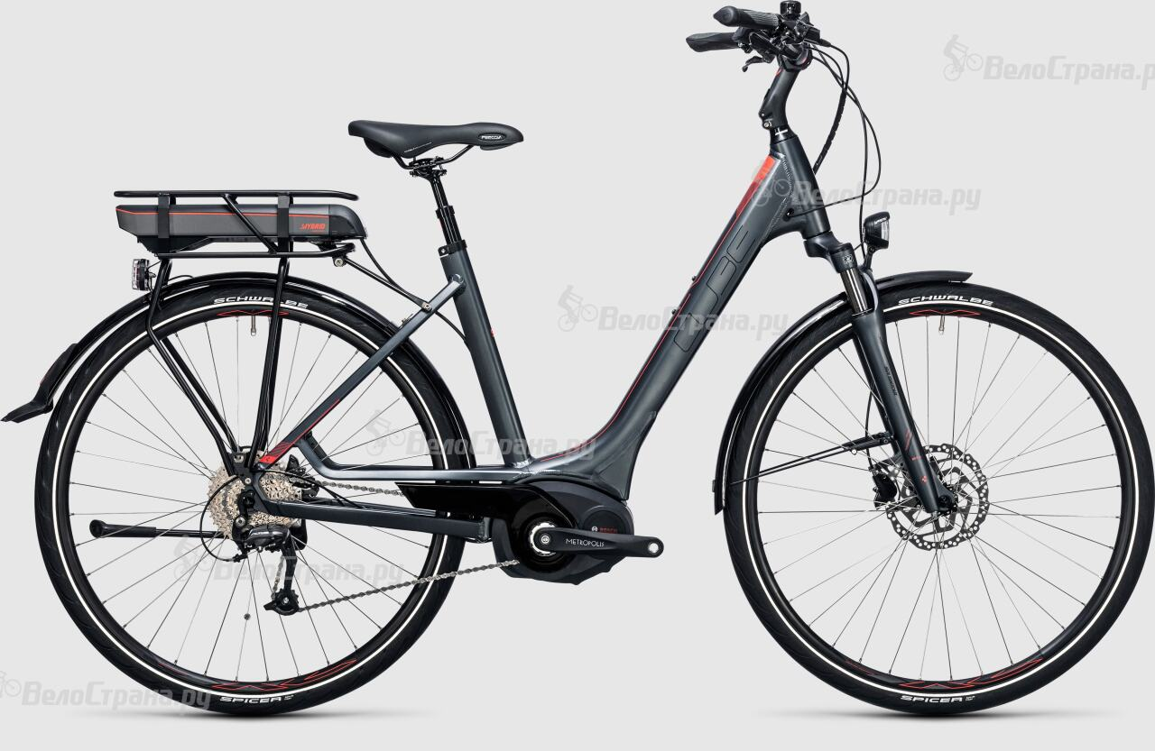 Велосипед Cube Touring Hybrid Pro 500 Easy Entry (2017) велосипед cube touring pro easy entry 2016