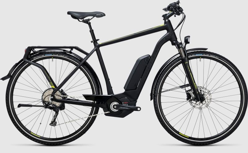 Cube Touring Hybrid Exc 400 (2017)