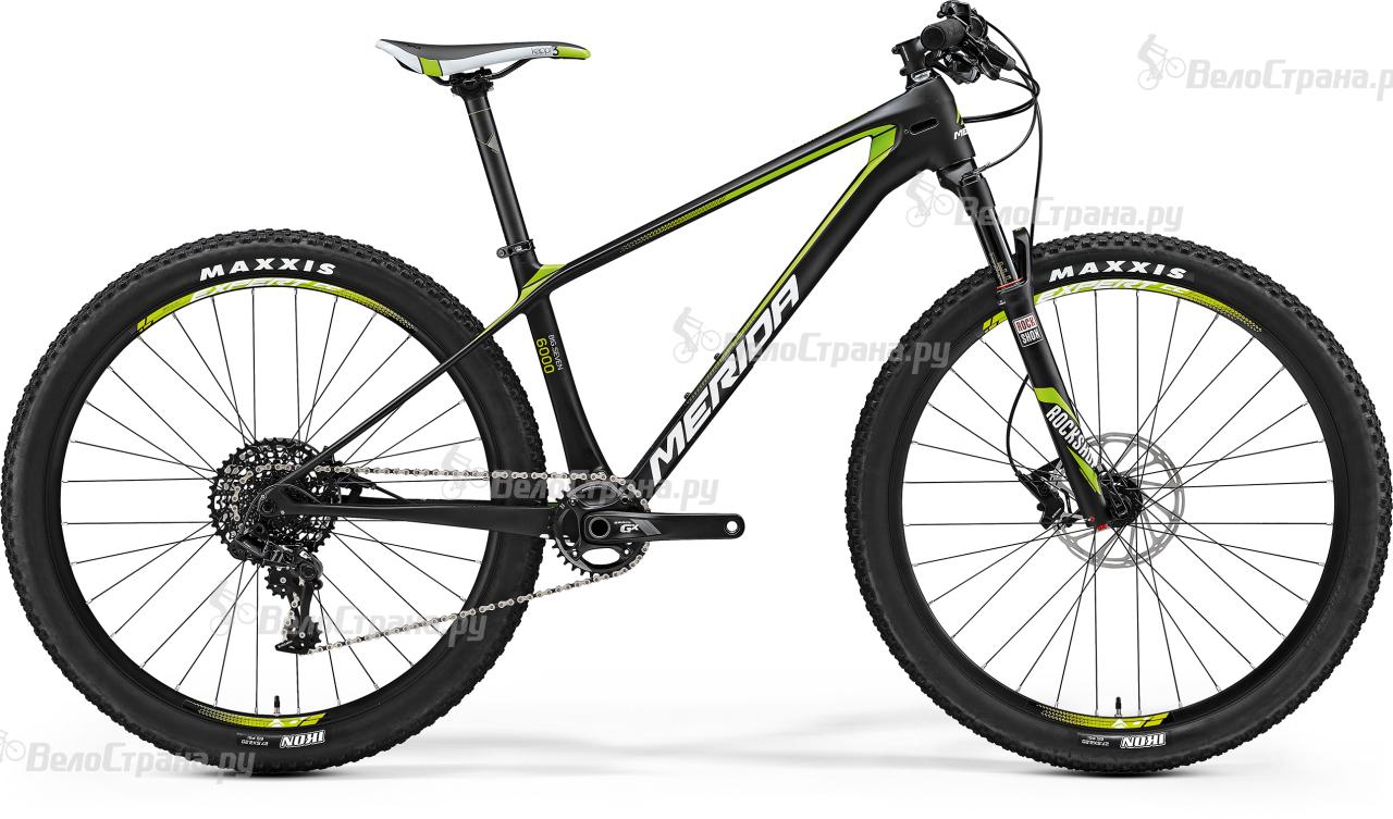 Велосипед Merida Big.Seven 6000 (2017) минитракторы в москве кубота 6000