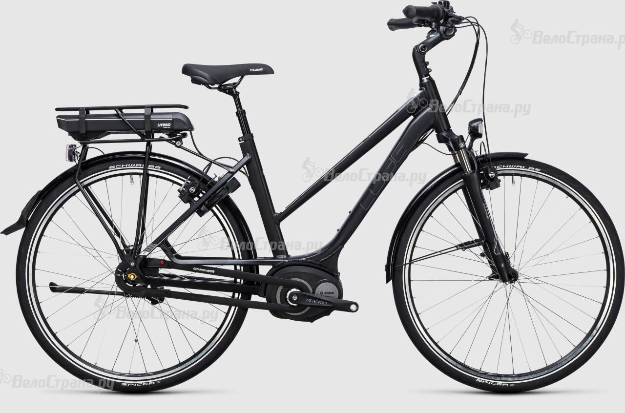 Велосипед Cube Travel Hybrid 400 Lady (2017)