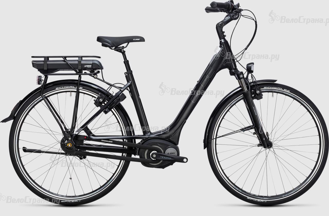 Велосипед Cube Travel Hybrid RT 500 (2017)