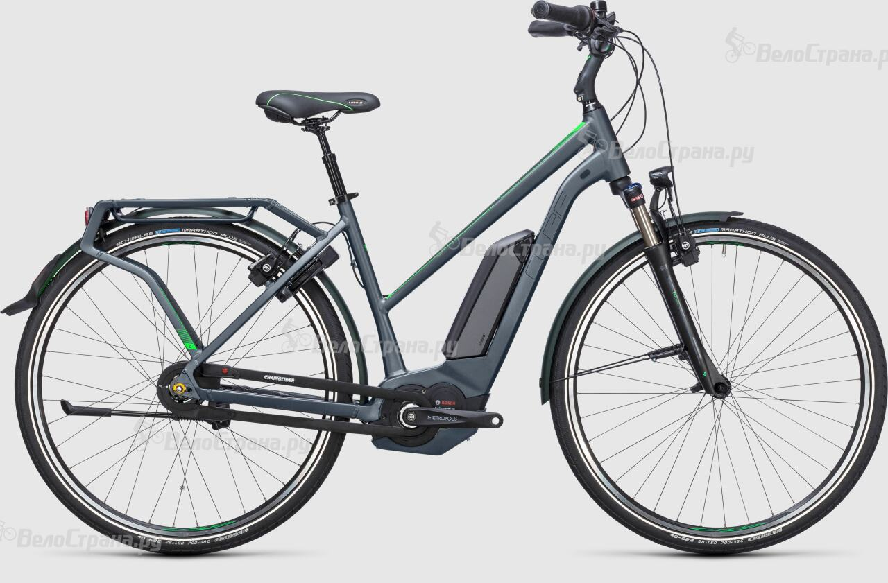 Велосипед Cube Travel Hybrid Pro 400 Lady (2017)
