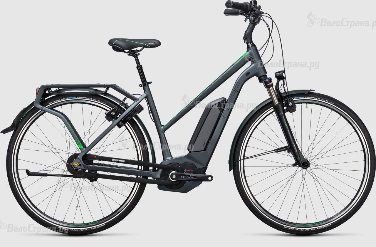 Велосипед Cube Travel Hybrid Pro 500 Lady (2017)