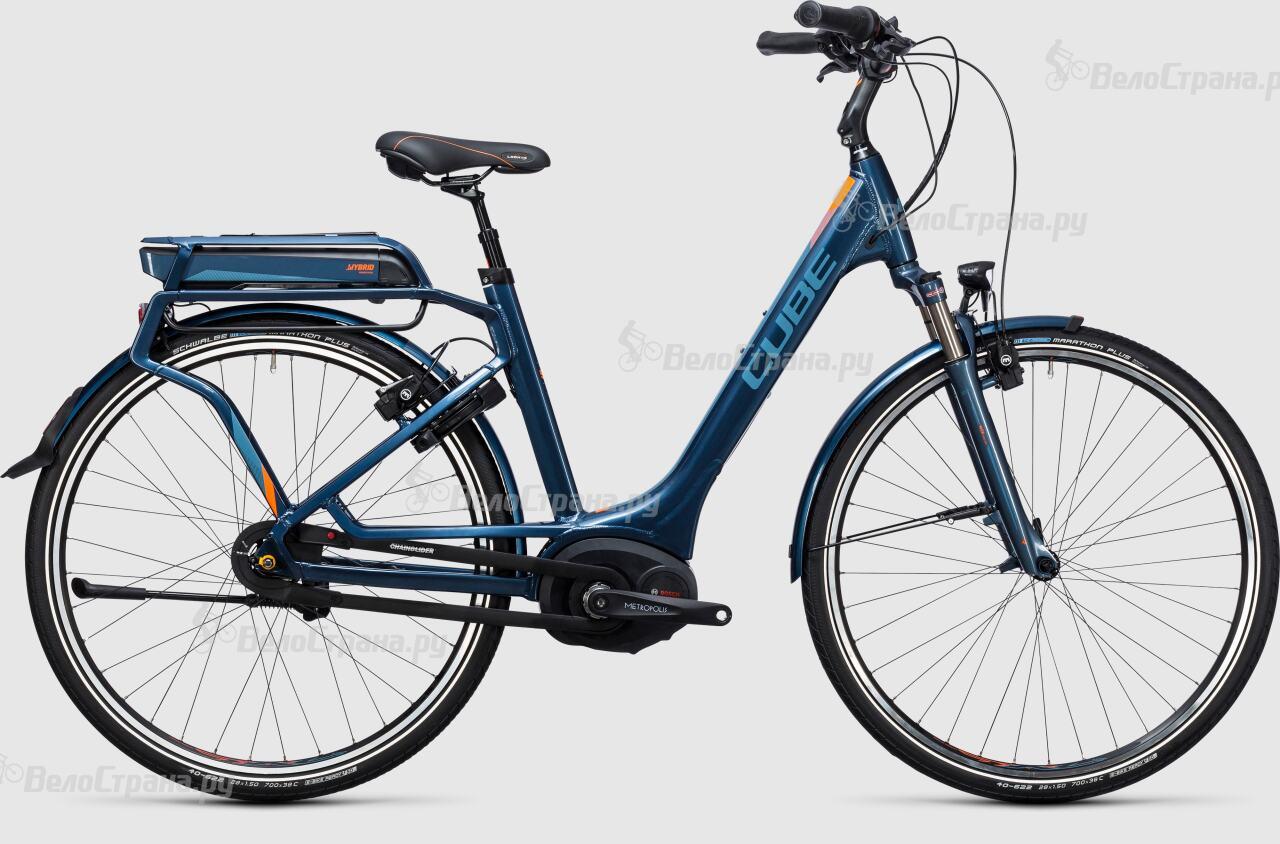 Велосипед Cube Travel Hybrid Pro 500 Easy Entry (2017)