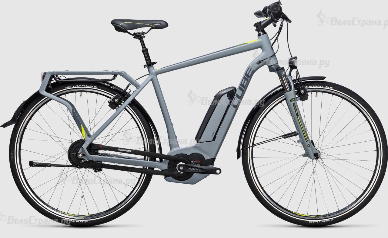 Велосипед Cube Delhi Hybrid 400 (2017) roland m cube gxr
