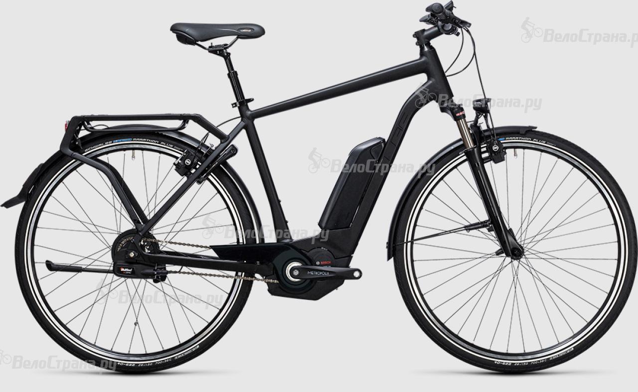 Велосипед Cube Delhi Hybrid Pro 500 (2017) велосипед cube aerium hpa pro 2016