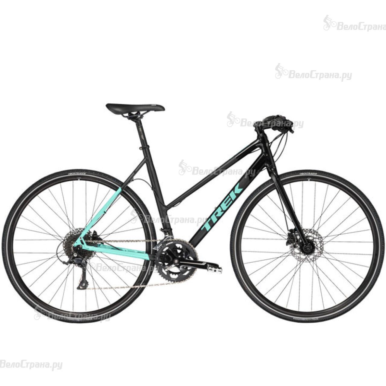 Велосипед Trek ZEKTOR 3 STAGGER (2017) велосипед trek fx stagger 2017