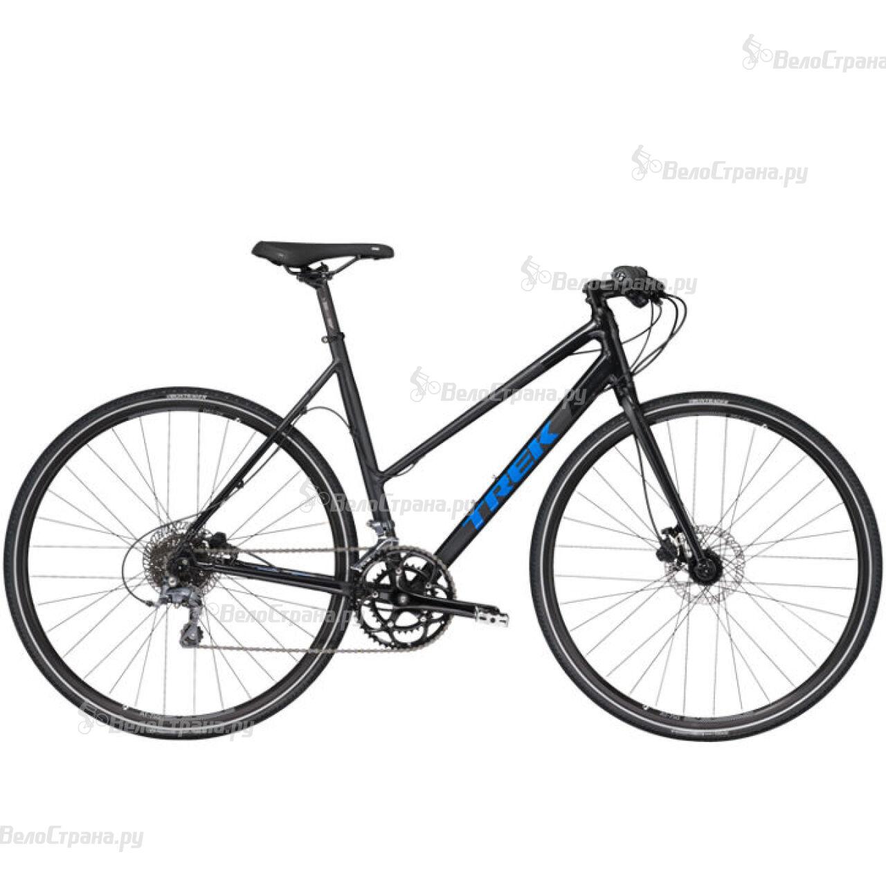 Велосипед Trek ZEKTOR 2 STAGGER (2017) велосипед trek fx stagger 2017
