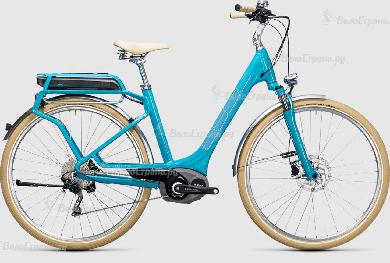 Велосипед Cube Elly Ride Hybrid 500 (2017) cube performance