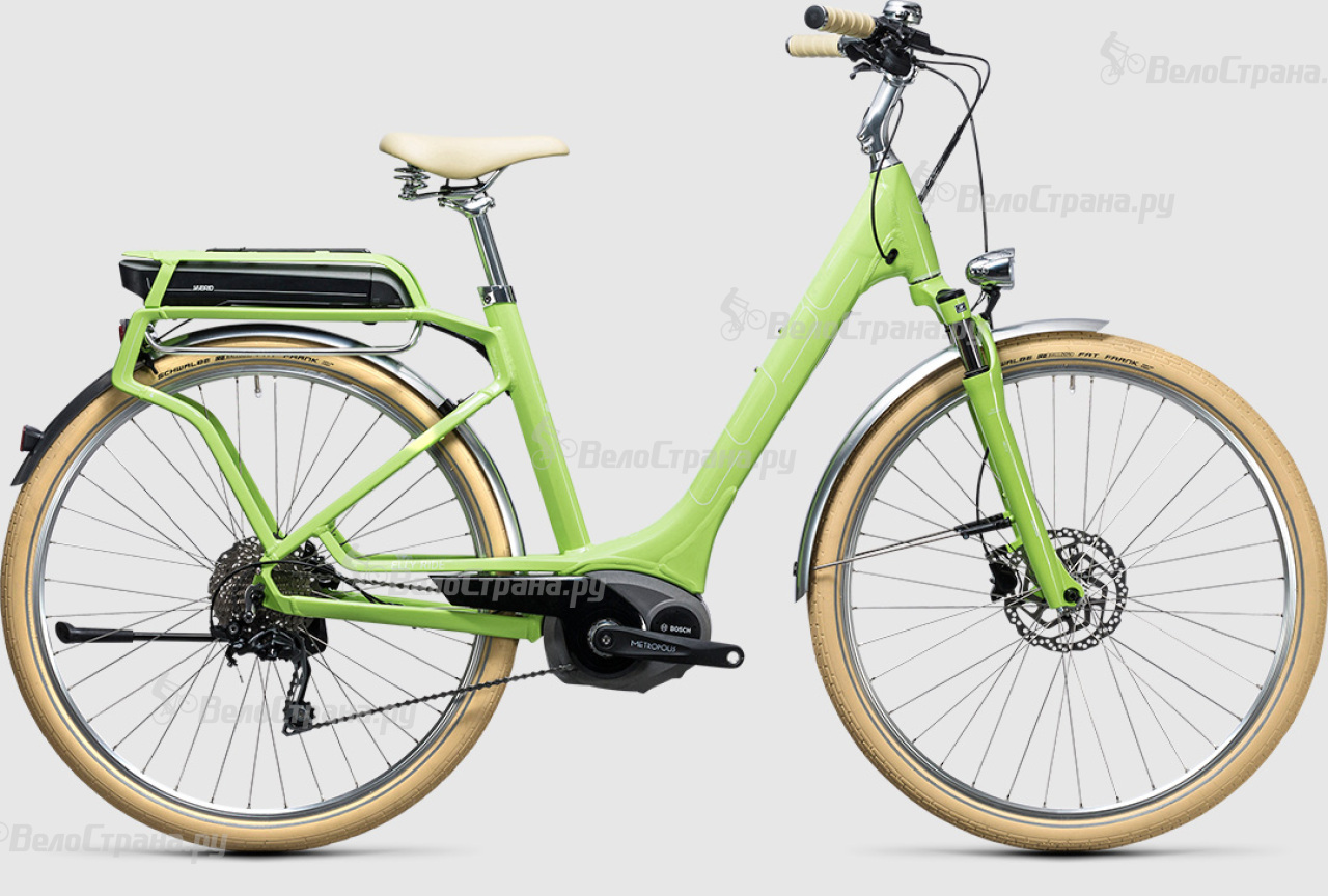 Велосипед Cube Elly Ride Hybrid 400 (2017) elly wally paper платье до колена