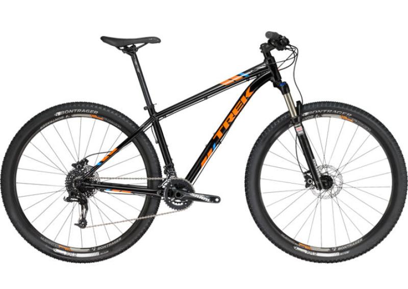 Горный велосипед Trek X-Caliber 8 (2017)  - купить со скидкой
