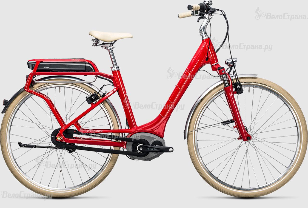 Велосипед Cube Elly Cruise Hybrid 500 (2017) elly wally paper платье до колена