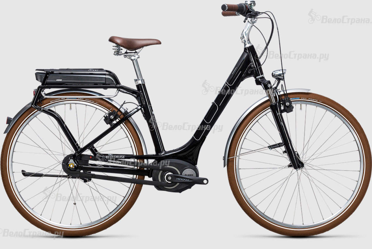 Велосипед Cube Elly Cruise Hybrid 400 (2017) elly wally paper платье до колена