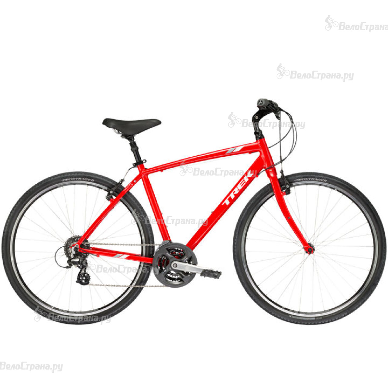 Велосипед Trek Verve 2 (2017) велосипед trek verve 2 2014