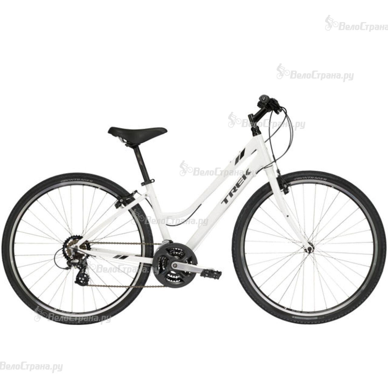 Велосипед Trek Verve 1 WSD (2017) велосипед trek verve 3 wsd 2017
