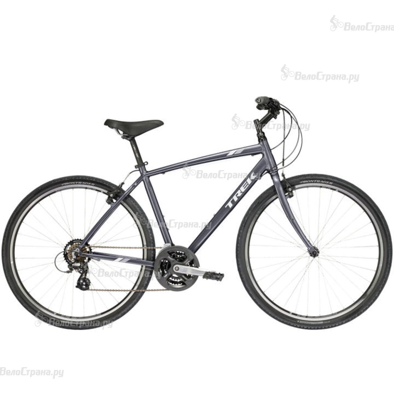 Велосипед Trek Verve 1 (2017) велосипед trek verve 2 2014