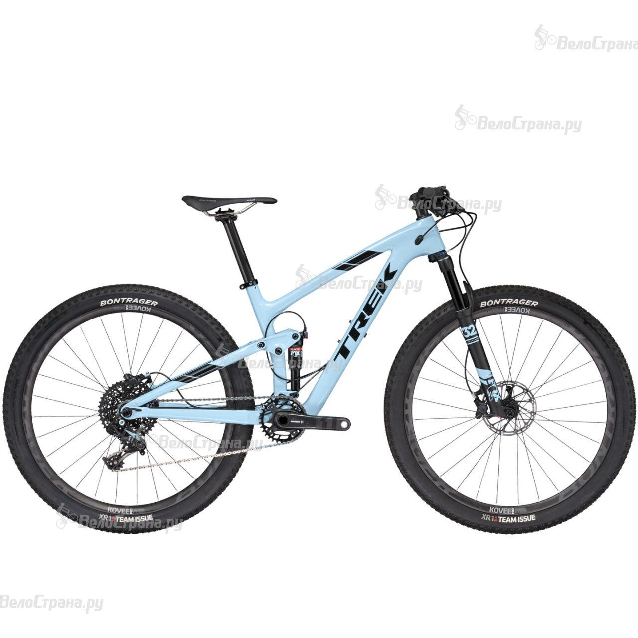 Велосипед Trek Top Fuel 9.8 SL W (2017) арктика 0 5 л 102 500 термос с узким горлом классический синий